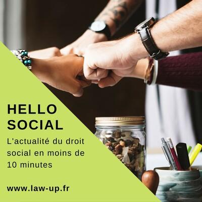 Hello social - L'actualité en droit du travail