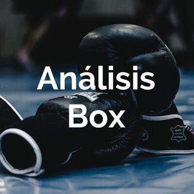 Boxeo Análisis