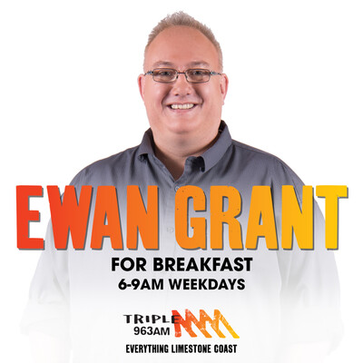 Ewan for Breakfast - Triple M Limestone Coast 963