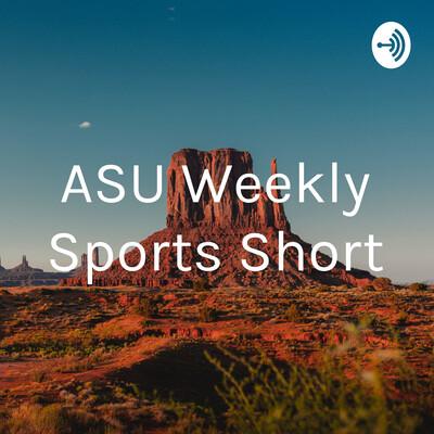 ASU Weekly Sports Short