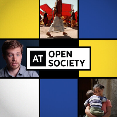 At Open Society