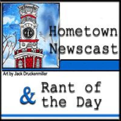 HHPodcast: Newscast, rants from Northwest Georgia.