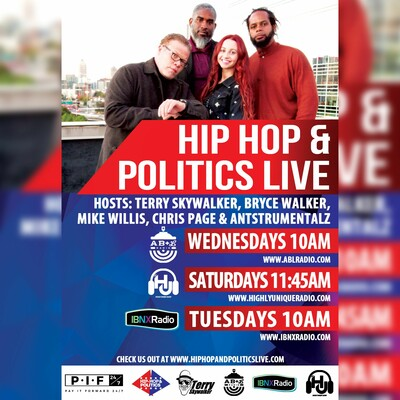 Hip Hop & Politics Live