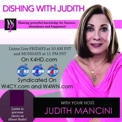 Dishing With Judith