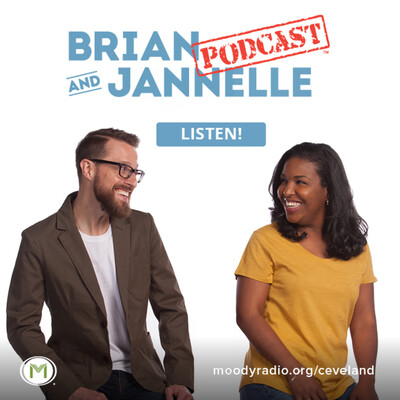 Brian and Jannelle Podcast