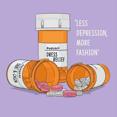 Dress Relief - Der Streetwear Podcast