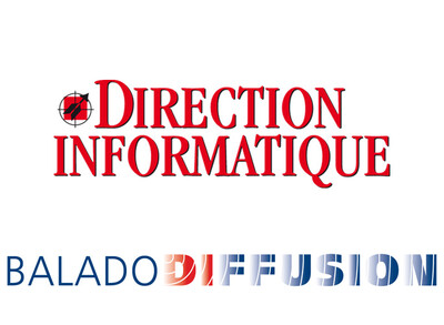 Direction informatique - version baladodiffusion