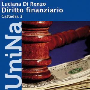Diritto Finanziario, Cattedra 3 « Federica