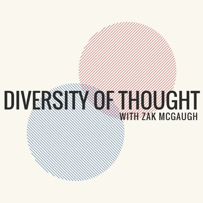 Diversity of Thought with Zak McGaugh