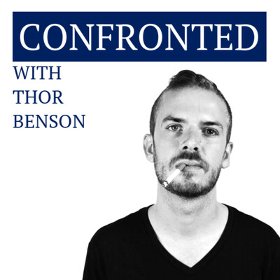 Confronted with Thor Benson