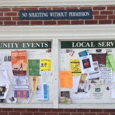 Connecticut Bulletin Board
