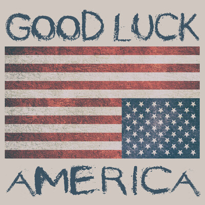 Good Luck, America: A Politics and News Podcast