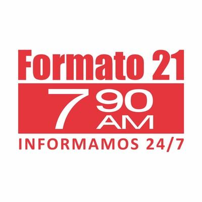 Formato 21 Podcast