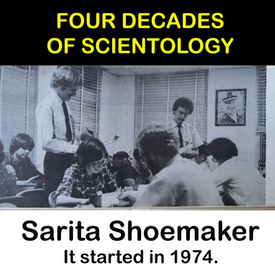 Four Decades In Scientology