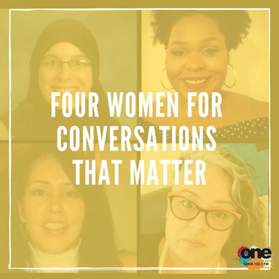 Four Women for Conversations that Matter