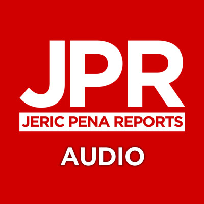 Jeric Pena Reports – Audio