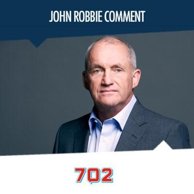 John Robbie's Comment