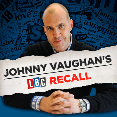 Johnny Vaughan's LBC Recall