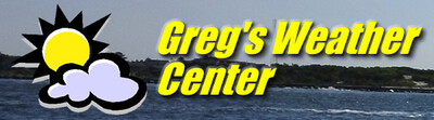 Greg's Weather Center Daily