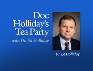 Doc Holliday's Tea Party – Ed Holliday