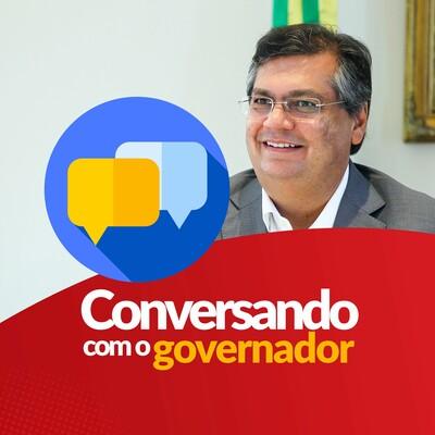 Conversando com o Governador