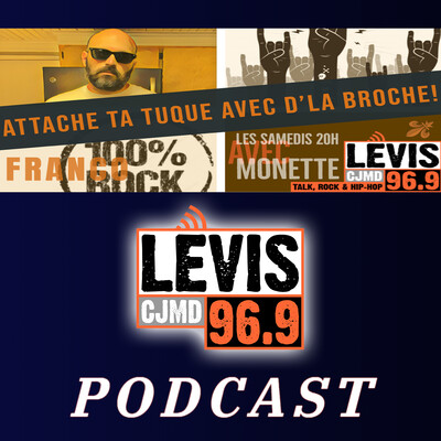 Attache ta tuque avec d'la broche | CJMD 96,9 FM LÉVIS | L'ALTERNATIVE RADI