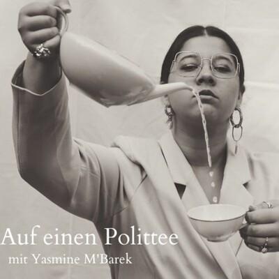 Auf einen Polittee mit Yasmine M'Barek