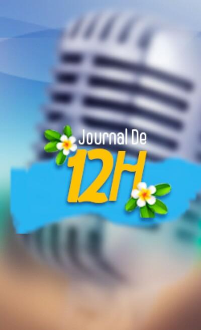 JOURNAL de 12h - Polynésie la 1ère