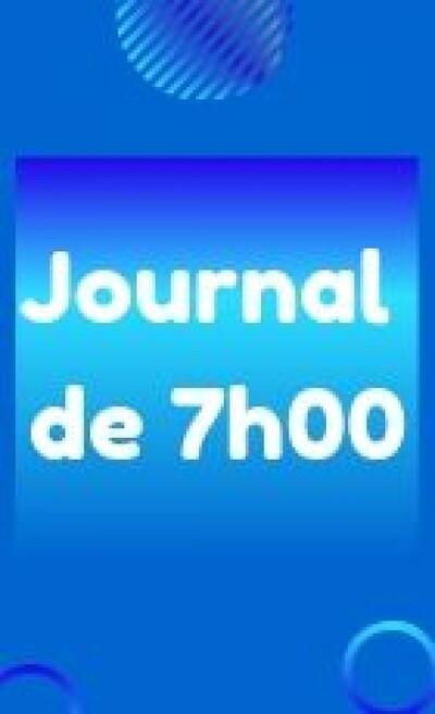 Journal de 7h00 - Mayotte la 1ère