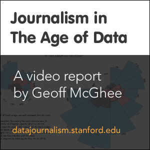 Journalism in the Age of Data