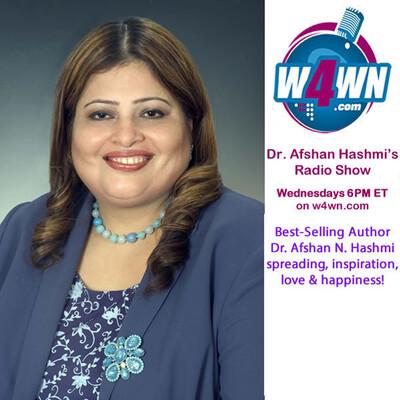 Dr Afshan Hashmi's Radio Show