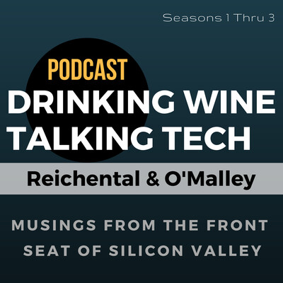 Drinking Wine Talking Tech