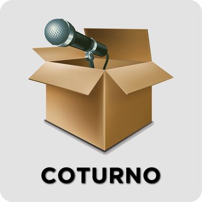 Coturno – Rádio Online PUC Minas