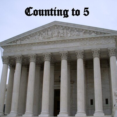 Counting to 5