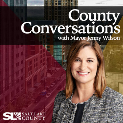 County Conversations with Mayor Jenny Wilson