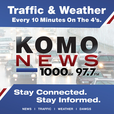 KOMO Hourly Update