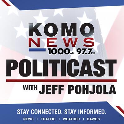 KOMO Politicast with Jeff Pohjola