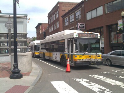 Critical Transit