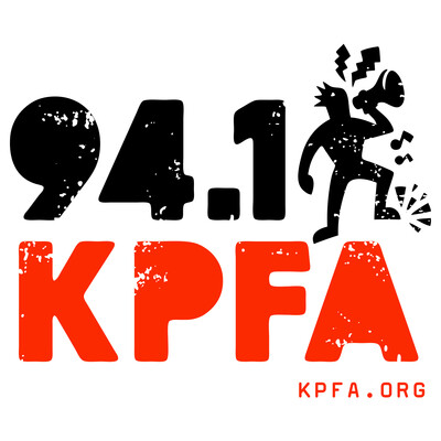KPFA - Cover to Cover with Jack Foley