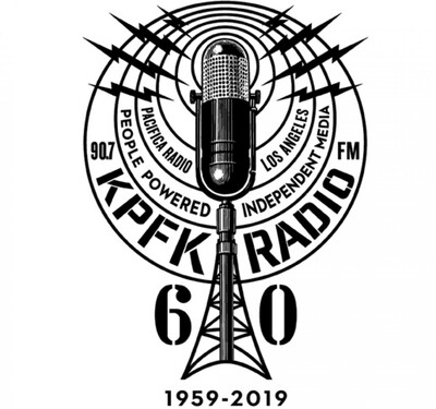 KPFK - Connect The Dots