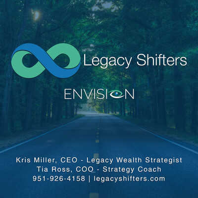 Kris Miller Legacy Shifters Podcast
