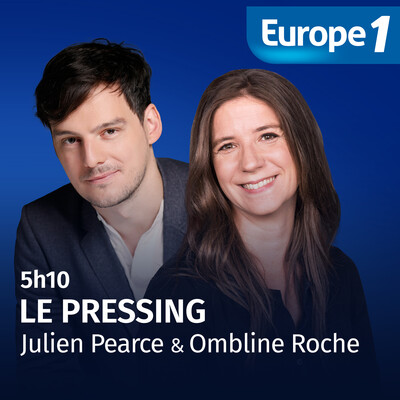 Le pressing - Julien Pearce