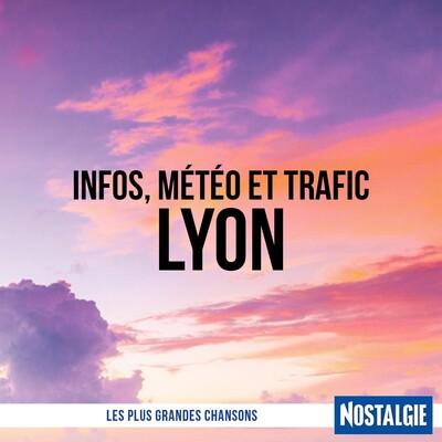 INFOS, METEO et TRAFIC de Nostalgie Lyon