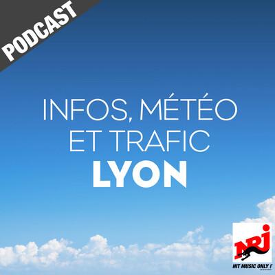INFOS, METEO et TRAFIC de NRJ Lyon