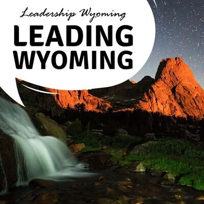 Leading Wyoming