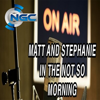 Matt and Stephanie in the Not So Morning