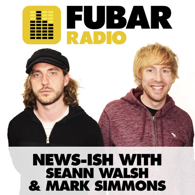 News-ish with Seann Walsh and Mark Simmons
