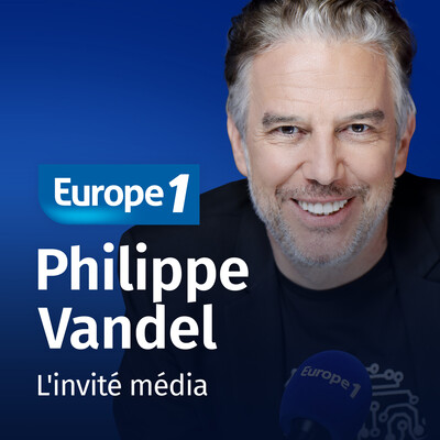 Les invités de Culture médias - Philippe Vandel