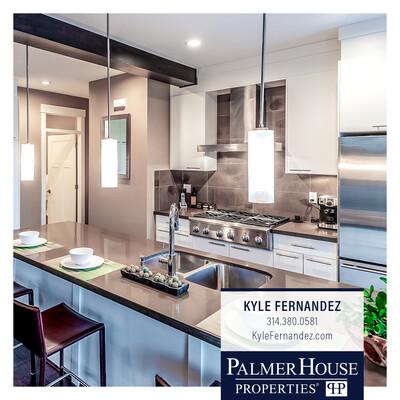 PalmerHouse Properties Real Estate Podcast with Kyle Fernandez