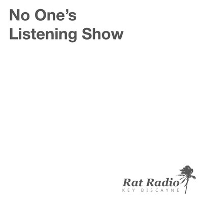 No One's Listening Show